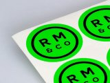 Fluorescent Vinyl Labels